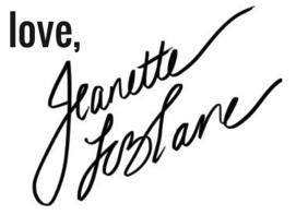 love, jeanette leblanc