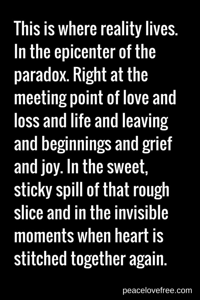 heartbreak quote by jeanette leblanc