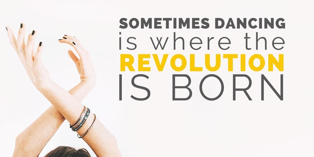 dancing revolution jeanette leblanc