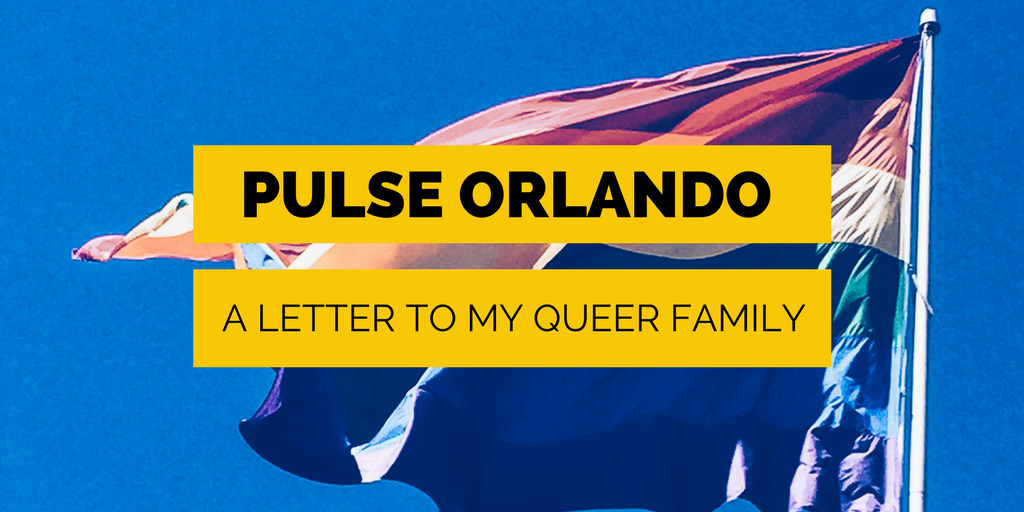 A Letter To My Queer Family - Pulse Orlando Spoken Word