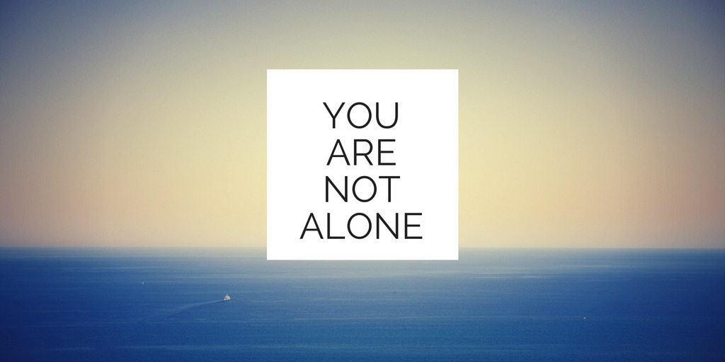 you are not alone by jeanette leblanc